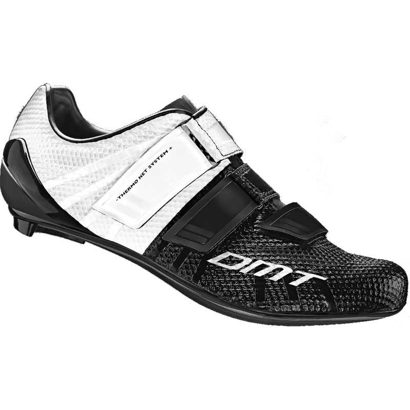 DMT R4 ホワイト/ブラック シューズ