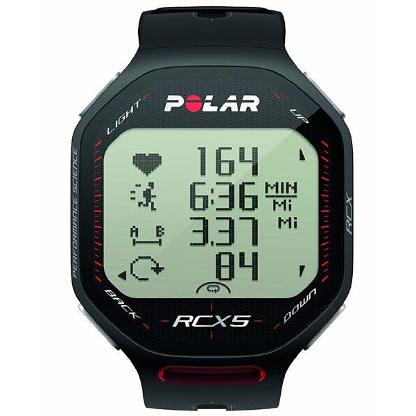 【現品特価】ポラール RCX5 RUN ハートレートモニター 心拍計