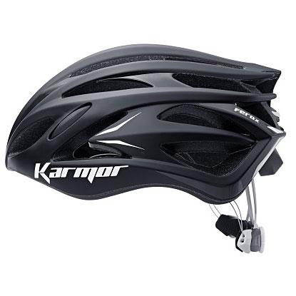 【急行】カーマー FEROX2(フェロックス2) ブラック ヘルメット Boaシステム搭載 Karmor