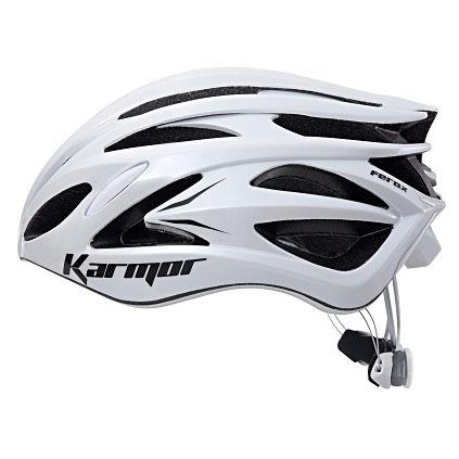 【急行】カーマー FEROX2(フェロックス2) ホワイト ヘルメット Boaシステム搭載 Karmor