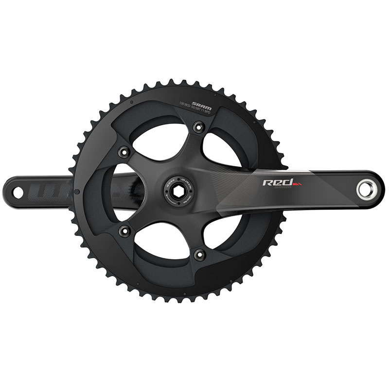 スラム RED22 BB30 Crankset 50-34T