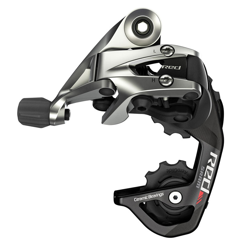 スラム Red22 Rear Derailleur Short