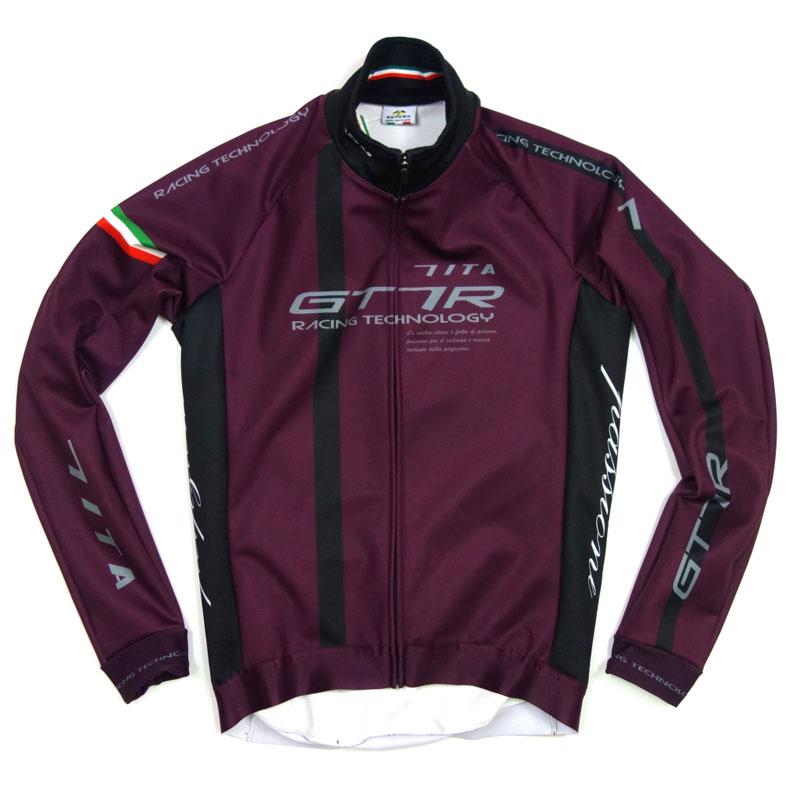 セブンイタリア GT-7RR Jacket Red/Black