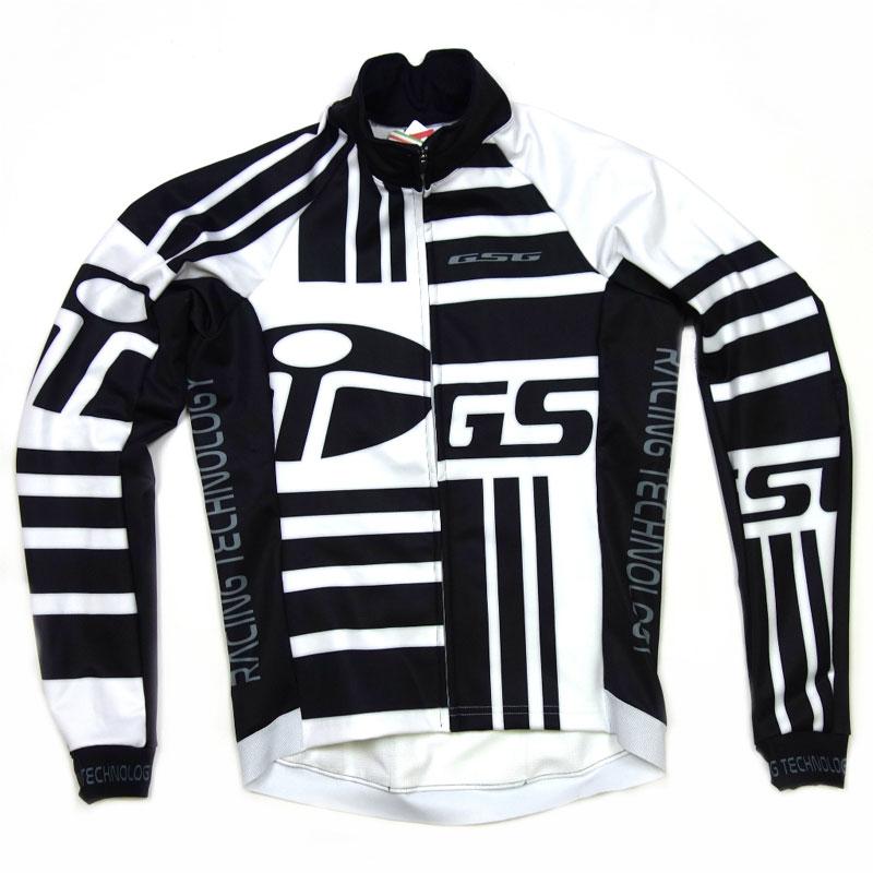GSG Mono Jacket White/Black