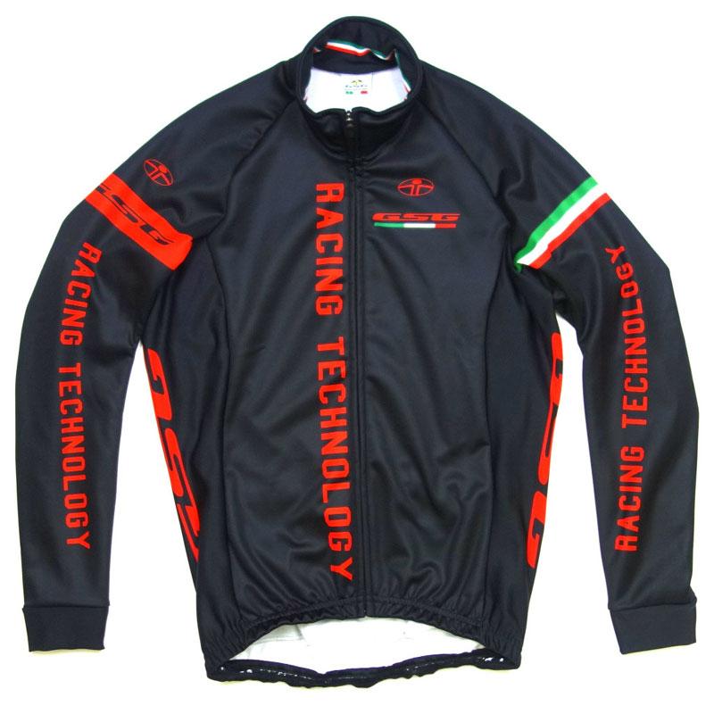 GSG RT-G Jacket Black/Red