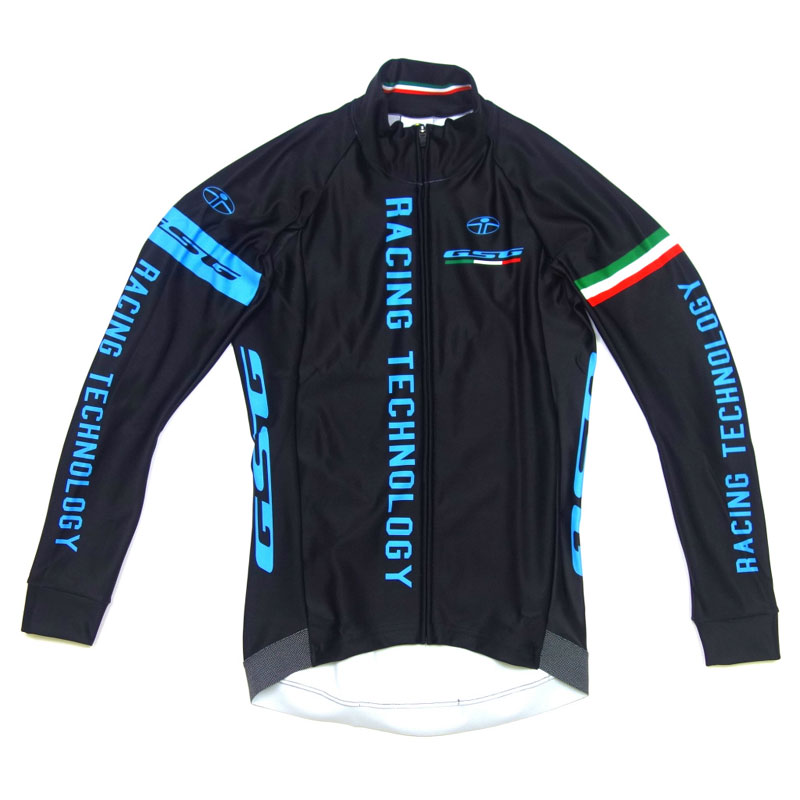 GSG RT-G LS Jersey Black/Blue