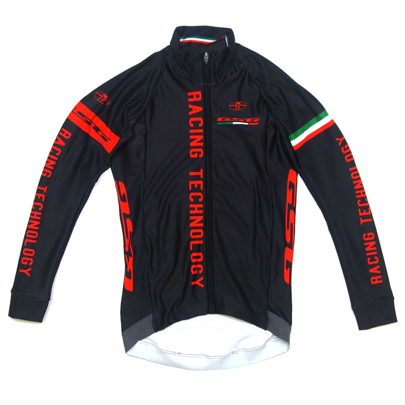 GSG RT-G LS Jersey Black/Red