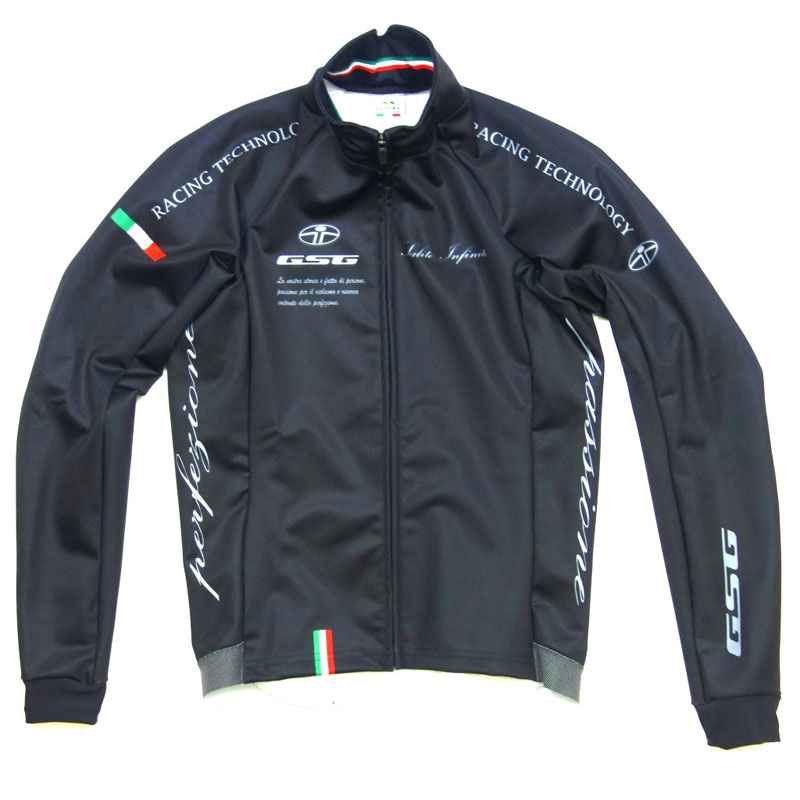 GSG Salite2 Jacket  Black/Silver