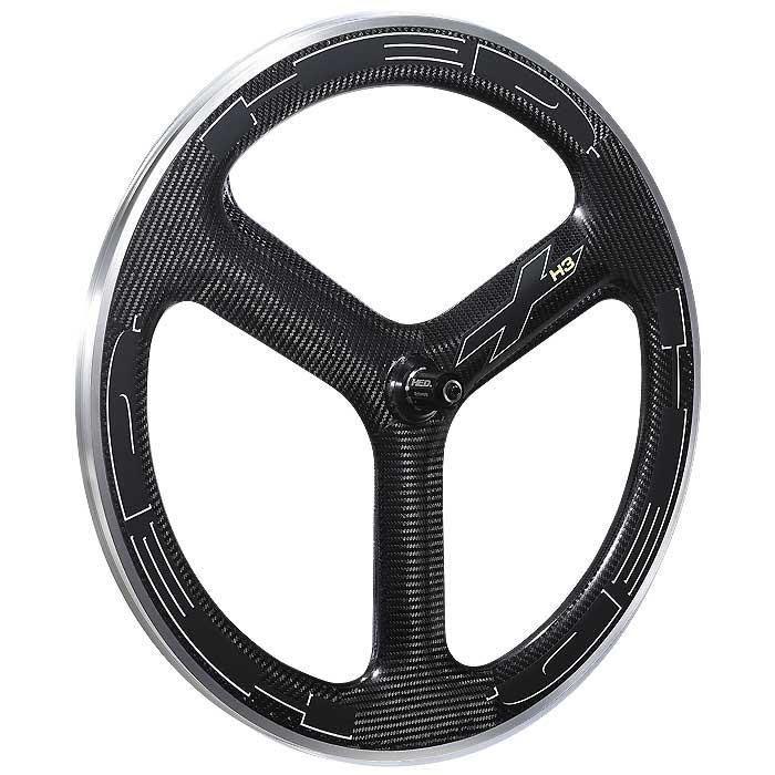 HED H3 PLUS クリンチャー シマノ用 後のみ (700C) ロード【自転車】【ロードレーサーパーツ】