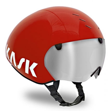 KASK BAMBINO PRO レッド ヘルメット