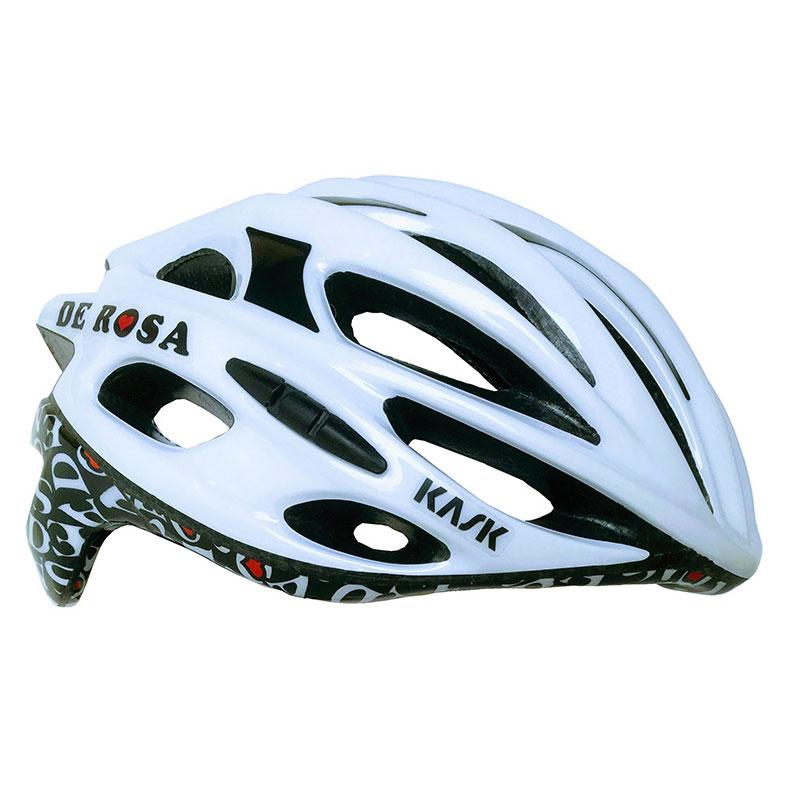 【現品特価】KASK MOJITO REVO ホワイト/ブラック ヘルメット