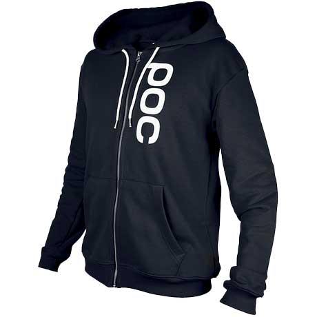POC Hood Zip(フード ジップ) Uranium Black