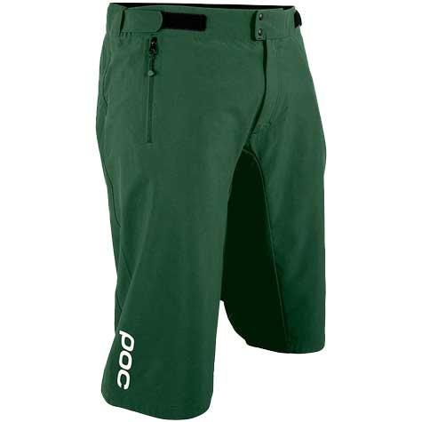 POC Resistance Enduro Light Shorts(レジスタンス エンデューロ ライト ショーツ) Harf Green