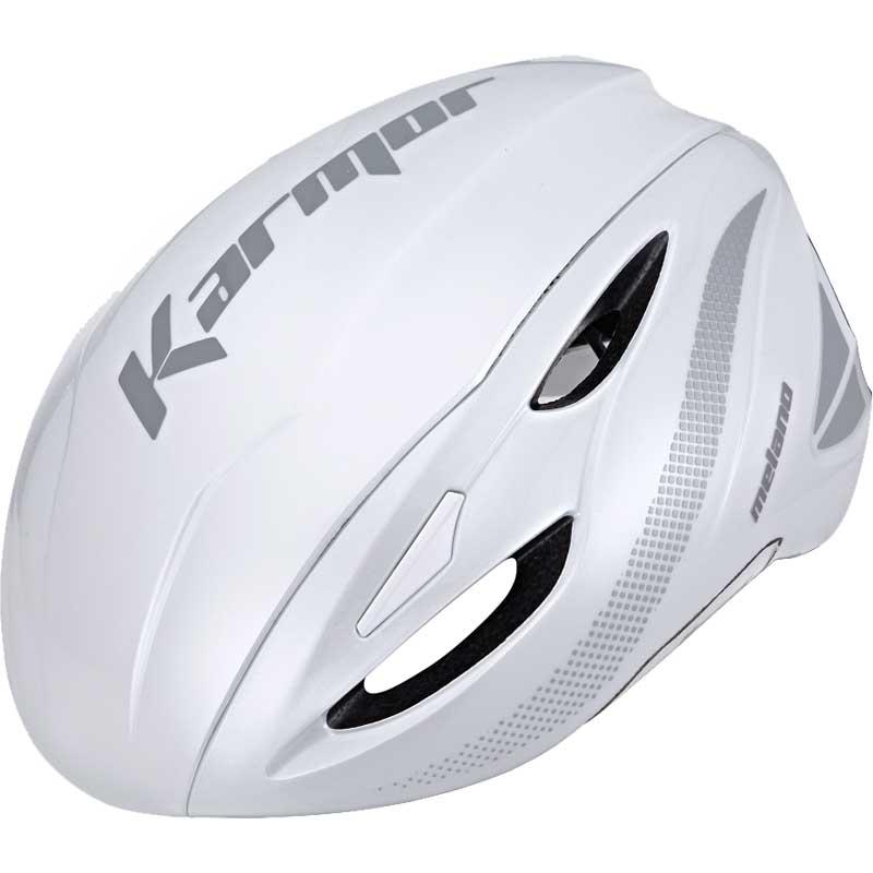 【特急】【現品特価】カーマー MELANO(メラノ) ホワイト ヘルメット Boaシステム搭載 Karmor