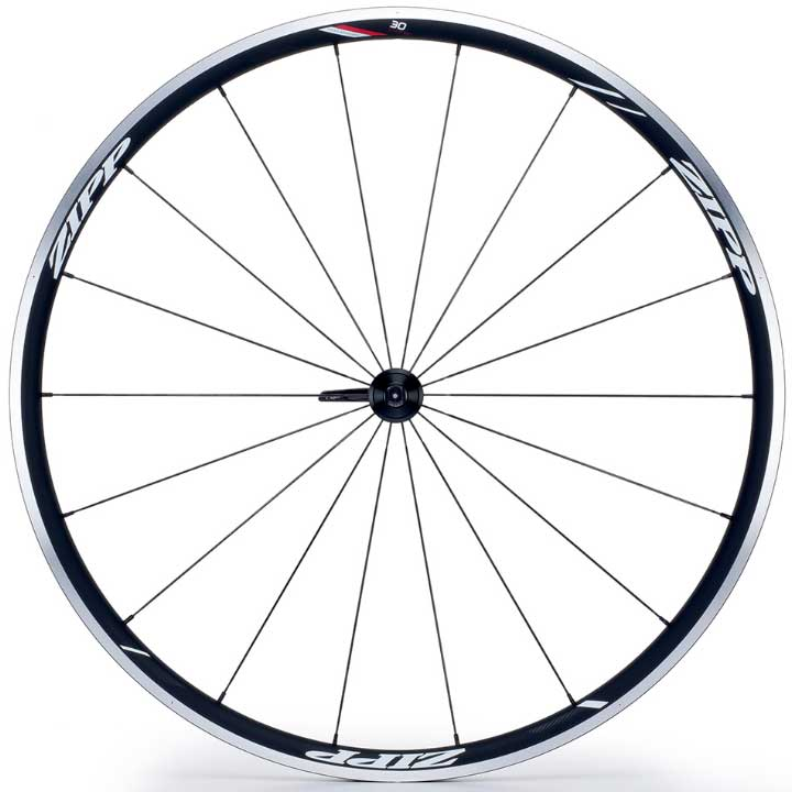 ZIPP 30 Course クリンチャー 前のみ