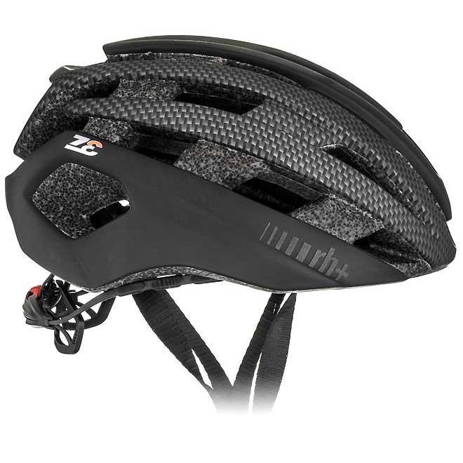 zerorh+ EHX6074 Z-Epsilon 15 マットブラック/マットカーボンルック ヘルメット
