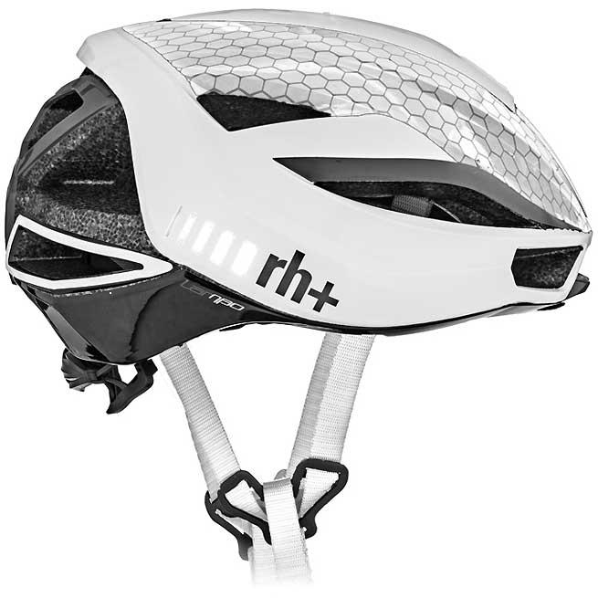 zerorh+ EHX6077 LAMBO 08 シャイニーホワイト/マットダークグレー ヘルメット