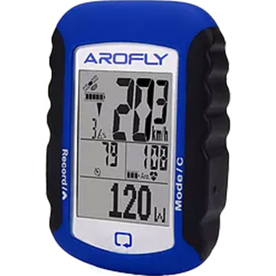 AROFLY A-PLUS Meter GPSサイクルコンピュータ