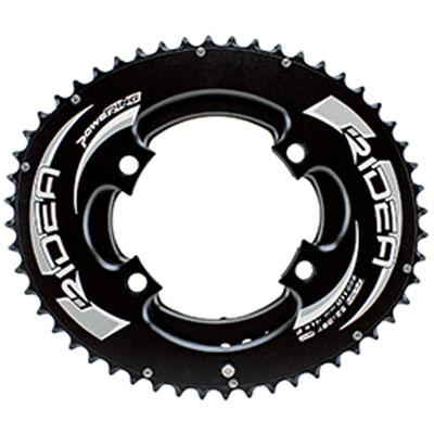 【急行】RIDEA ROAD POWERING FULL PLATE 4A BCD110 W2【自転車】【ロードレーサーパーツ】