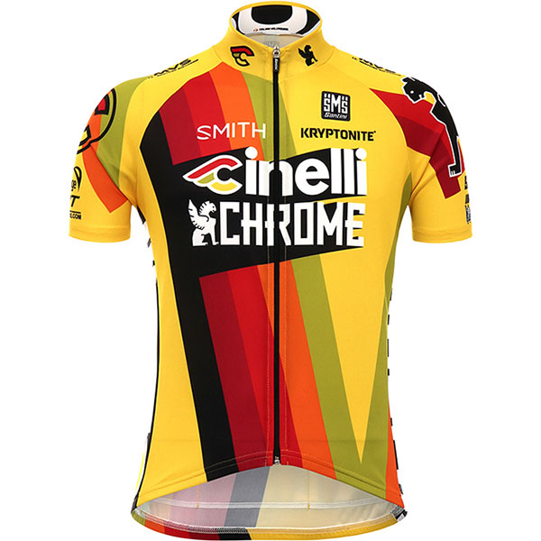 チネリ 2017 CHROME RACING JERSEY
