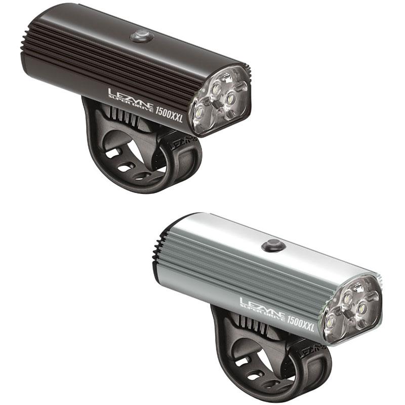 レザイン SUPER DRIVE 1500XXL ヘッドライト USB充電