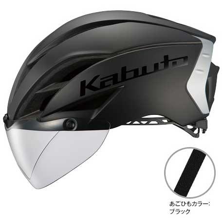 OGKカブト エアロ-R1(AERO-R1) TR マットブラック ヘルメット