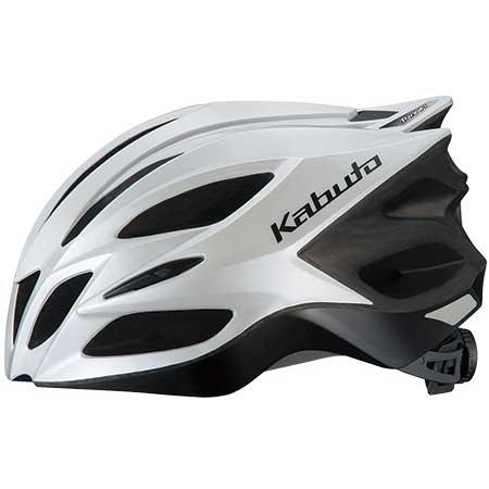 OGKカブト トランフィ パールホワイト ヘルメット