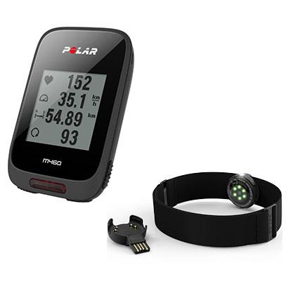 ポラール M460+OH1心拍センサー スペシャルパッケージ GPS 心拍計 センサー付 Bluetooth対応