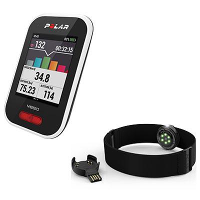 ポラール V650+OH1心拍センサー スペシャルパッケージ ハートレートモニター GPS 心拍計 センサー付き Bluetooth対応