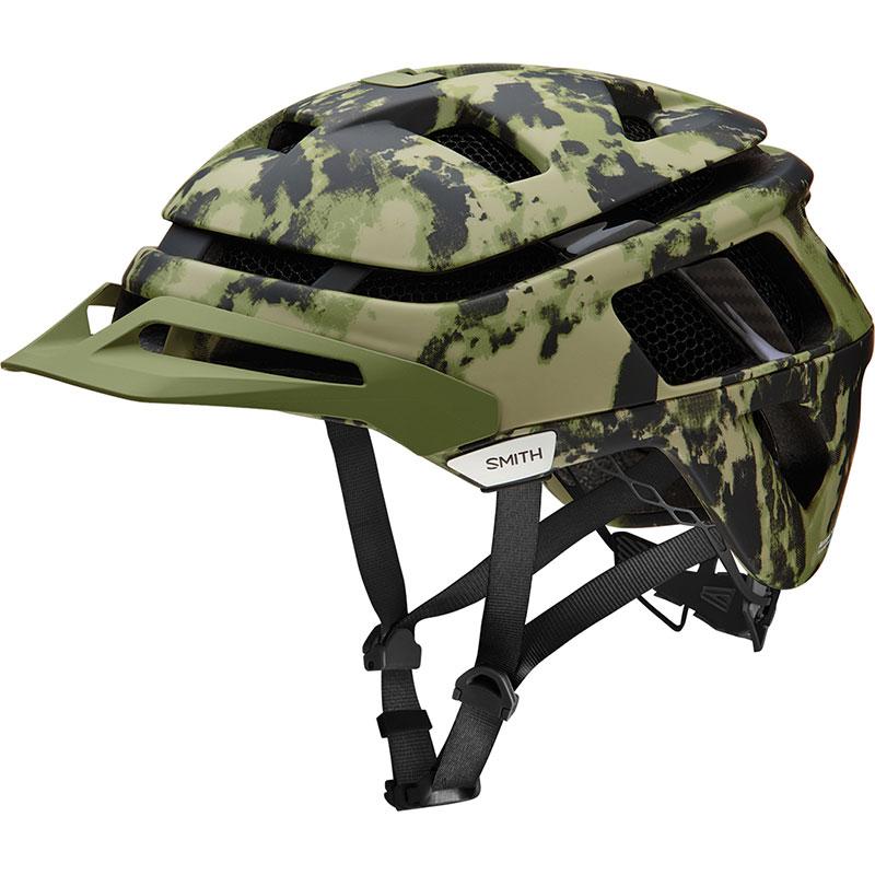 【急行】スミス FOREFRONT - Mips MATTE OLIVE UNEXPECTEDヘルメット SMITH