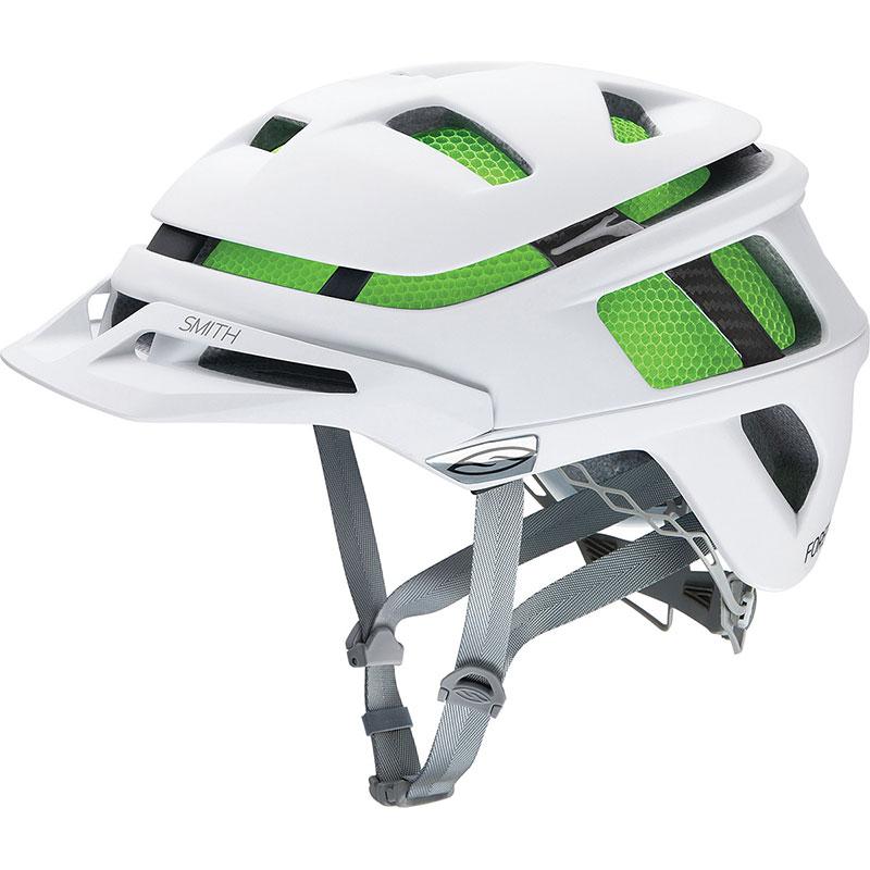 スミス FOREFRONT MATTE WHITEヘルメット SMITH