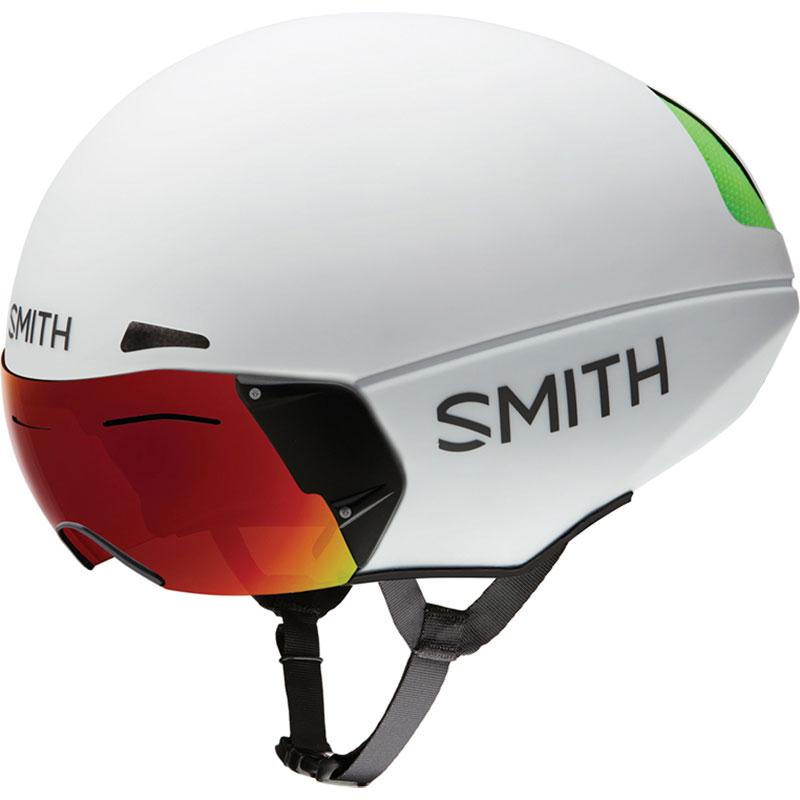 スミス PODIUM TT - Mips MATTE WHITEヘルメット SMITH