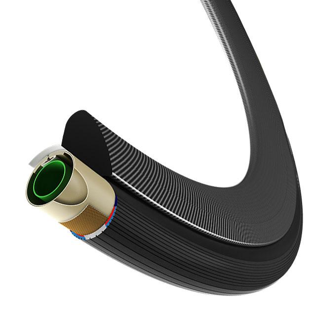 ビットリア CORSA 28インチ×23mm幅 チューブラー ブラックサイド グラフェン