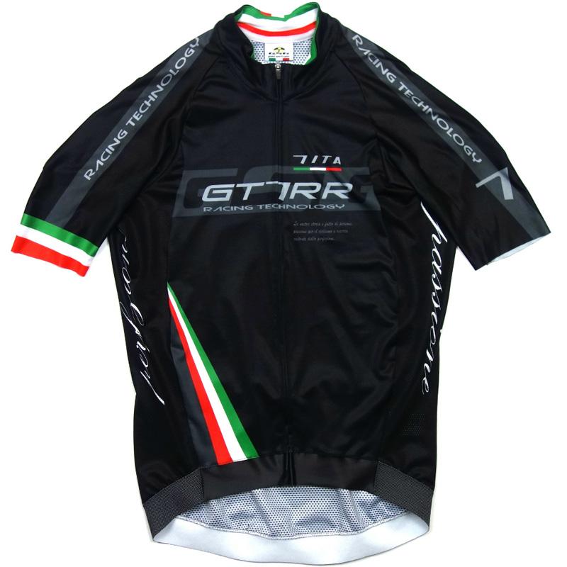 セブンイタリア GT-7RR II Jersey ブラック