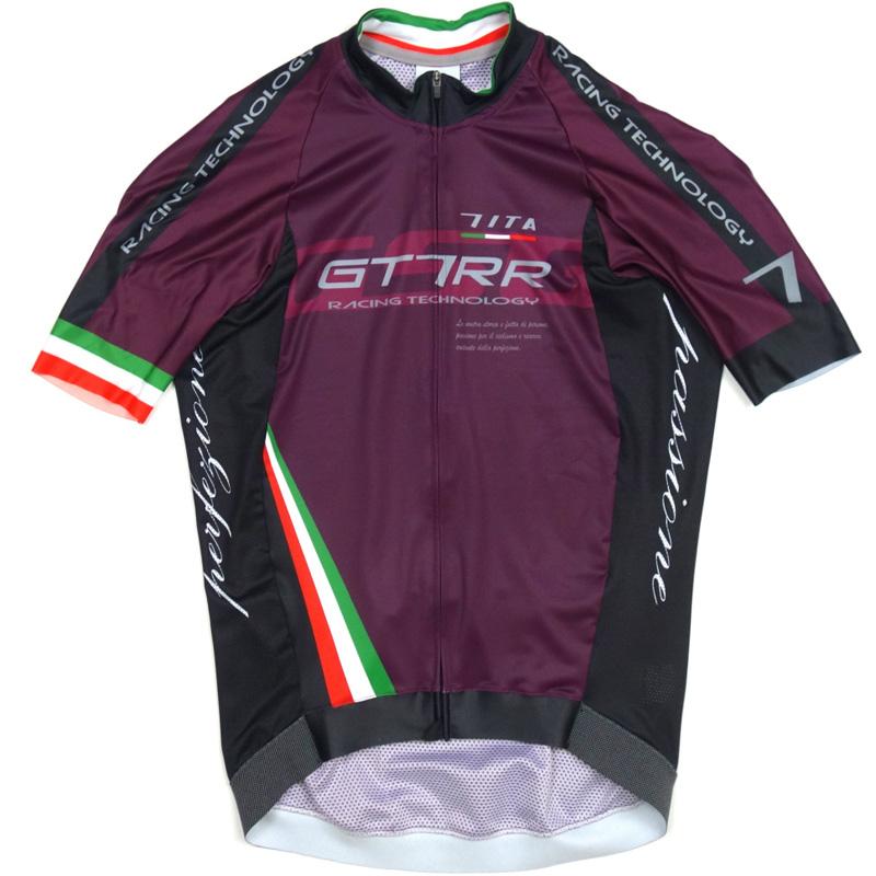 セブンイタリア GT-7RR II Jersey レッド