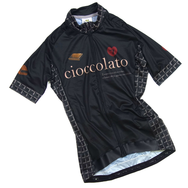 セブンイタリア Ciocolato レディース Jersey ブラウン