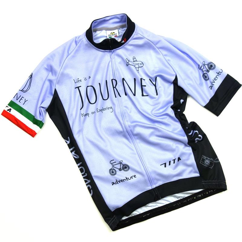 セブンイタリア Journey Jersey パープル