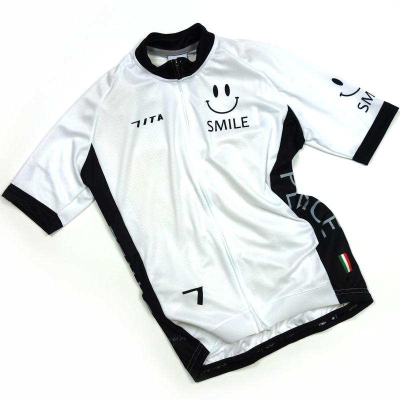 【激安大特価!】 セブンイタリア Happiness Neo ホワイト Happiness Smile Jersey セブンイタリア ホワイト, レインワールド:42ed1c6a --- wap.pingado.com