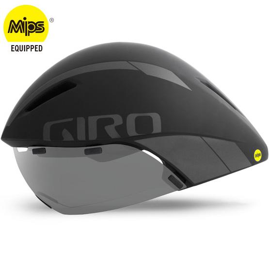 ジロ AEROHEAD MIPS マットブラック/チタニウム ヘルメット