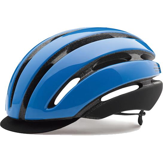 ジロ ASPECT ブルー ヘルメット