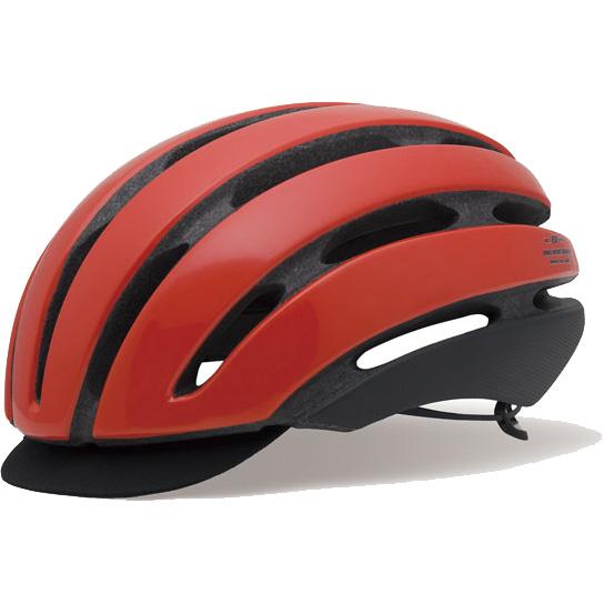 ジロ ASPECT グロウイングレッド ヘルメット