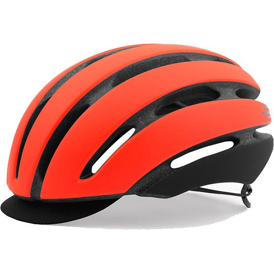 ジロ ASPECT マットバーミリオン ヘルメット