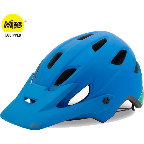 ジロ CHRONICLE MIPS マットブルー ヘルメット