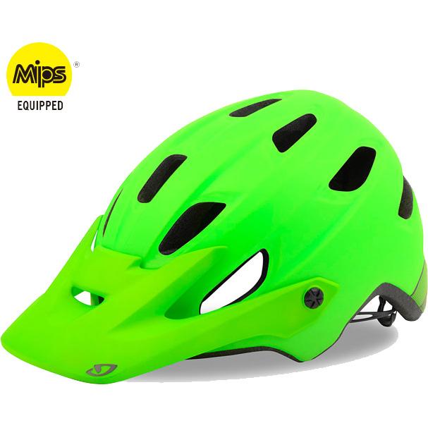 ジロ CHRONICLE MIPS マットライム ヘルメット
