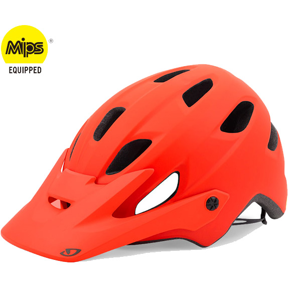 ジロ CHRONICLE MIPS マットバーミリオン ヘルメット
