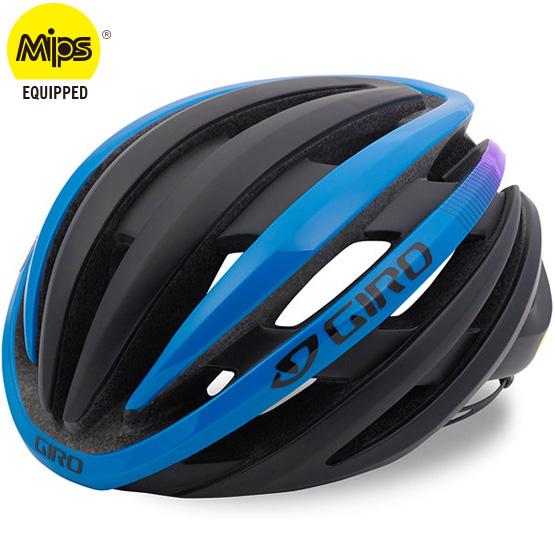 ジロ CINDER MIPS ブラック/ブルー/パープル ヘルメット