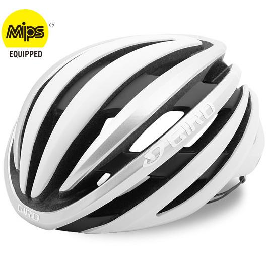 ジロ CINDER MIPS マットホワイト/シルバー ヘルメット