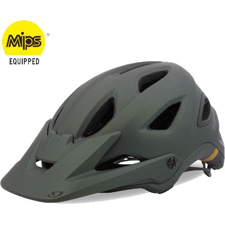 ジロ MONTARO MIPS マットオリーブ/ブロンズ ヘルメット