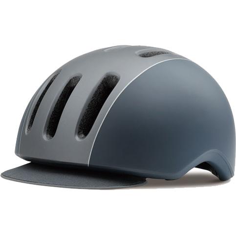 ジロ REVERB マットダークブルー/チタニウム ヘルメット