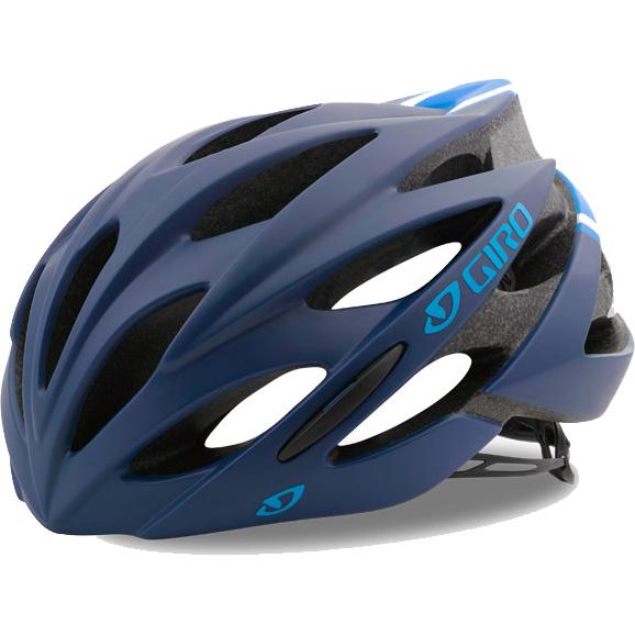 ジロ SAVANT ワイドフィット マットブルー ヘルメット